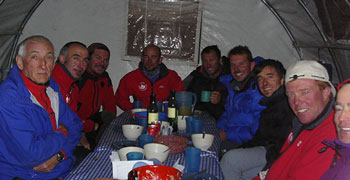 Aconcagua Base Camp