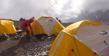 Aconcagua Normal Route
