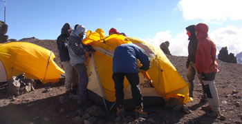 Aconcagua Without Guides