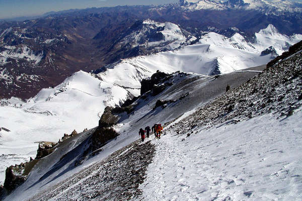 Mount Aconcagua Expeditions Difficulty
