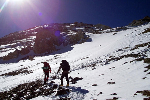Mount Aconcagua Expeditions Training